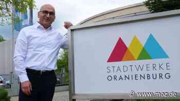 Strom und Geburtstag: 30 Jahre Stadtwerke Oranienburg – Torte für alle! - moz.de