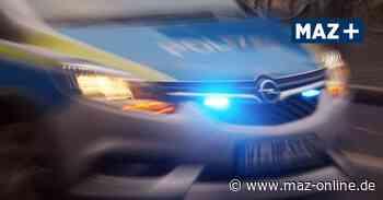 Oranienburg: Transporter aufgebrochen und Werkzeug gestohlen - Märkische Allgemeine Zeitung