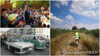 précédent Voici le programme des événements de l'été à Douai - La Voix du Nord