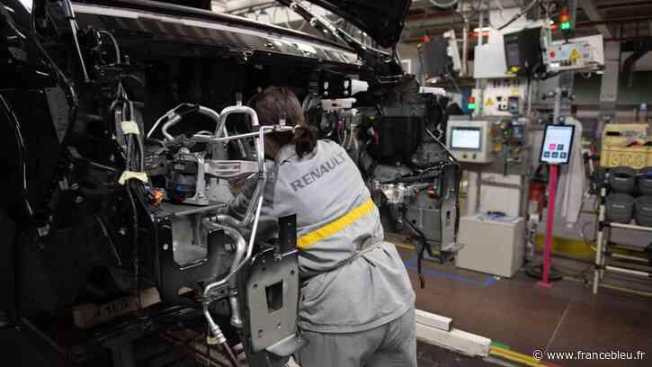 Renault va vendre 148 hectares de son usine de Douai, un fabricant de batteries attendu à la place - France Bleu
