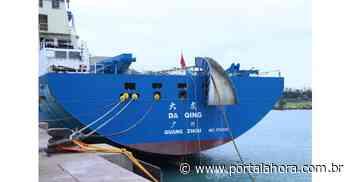 Porto de Imbituba conclui transbordo de cabos para linha de transmissão de energia da Grande Florianópolis - Portal AHora