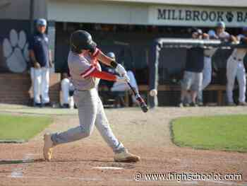 Middle Creek beats Millbrook in extra inning, 6-1 - HighSchoolOT