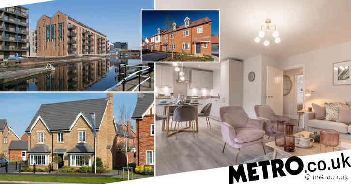 Best deals on new homes including Help To Buy, stamp duty savings and perks
