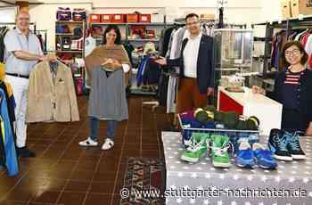 Modehaus in Leinfelden-Echterdingen - Lieber spenden als verschleudern - Stuttgarter Nachrichten