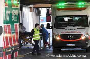 Coronavirus en Argentina: 589 muertos y 27.260 infectados en 24 horas - IAM Noticias