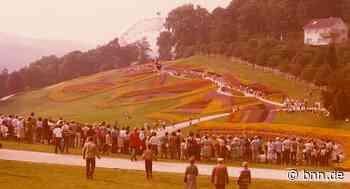 Baden-Baden profitiert bis heute von der Landesgartenschau 1981 - BNN - Badische Neueste Nachrichten