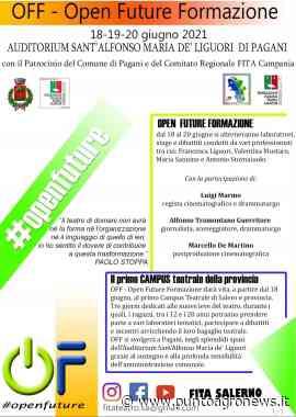 A Pagani il primo campo teatrale della Provincia di Salerno. - Punto Agro News.it