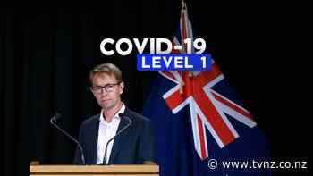 Live stream: Dr Ashley Bloomfield provides Covid-19 and vaccine rollout update - TVNZ
