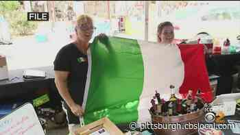 Little Italy Days Return To Bloomfield: 'The Businesses Need A Shot In The Arm' - CBS Pittsburgh