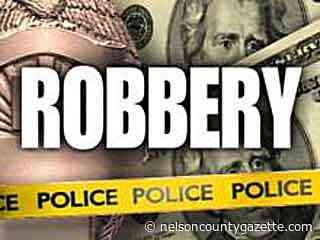 Bloomfield man charged in Monday night robbery of Bloomfield Road Speedy Mart - Nelson County Gazette
