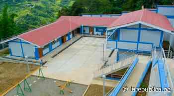 Cajamarca: con inversión de S/ 86 millones construyen 27 colegios - LaRepública.pe