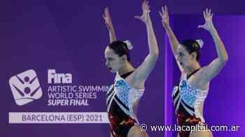 No fue posible el sueño olímpico de Trinidad López Brasesco y Camila Arregui - La Capital
