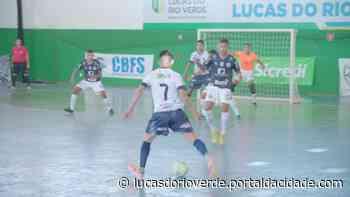 Competição! Copa do Brasil de Futsal é realizada em Lucas do Rio Verde 14/06/2021 - ® Portal da Cidade | Lucas do Rio Verde