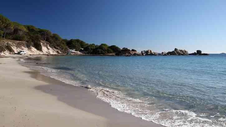 Pollution en Corse: plusieurs plages de Porto-Vecchio fermées - BFMTV