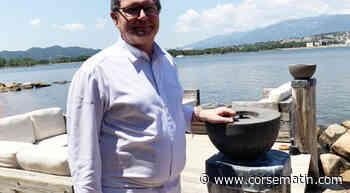 Le chef Alain Lamaison excelle aux pianos du Belvédère à Porto-Vecchio - Corse-Matin