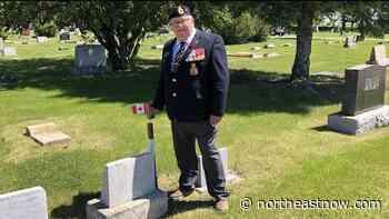 Veterans honoured at Mount Pleasant Cemetery in Melfort - northeastNOW