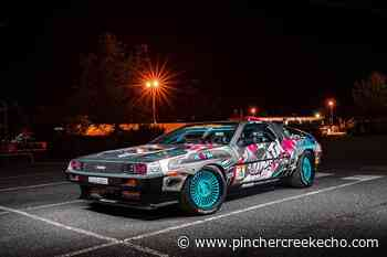 This V8-powered DeLorean is not your father's time machine - Pincher Creek Echo