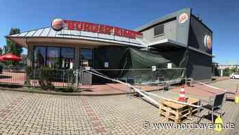 Pedale verwechselt: Fahrzeug kracht in Schwabacher Burger King - Nordbayern.de