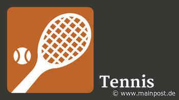 Tennis Tschechisches Duo zu stark für Mellrichstadt - Main-Post