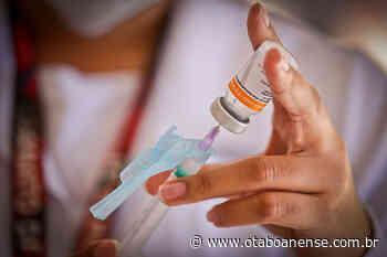 Prefeitura de Taboão da Serra divulga calendário de vacinação; veja datas - Portal O Taboanense
