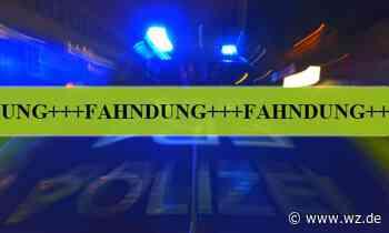Polizei in Krefeld sucht Audi-Fahrer - Flucht nach Unfall - Westdeutsche Zeitung