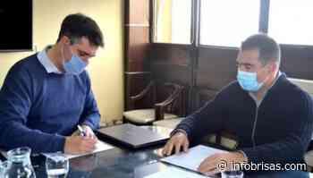La Administración General de Puertos asesorará al municipio de General Alvarado - InfoBrisas