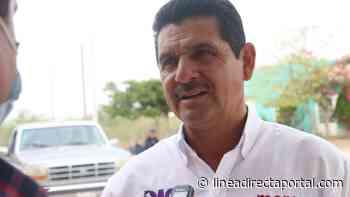 Gabinete sensible y eficiente ofrece integrar Armando Camacho para Salvador Alvarado - LINEA DIRECTA