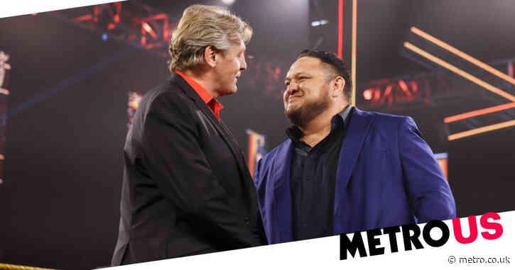 WWE NXT: Samoa Joe returns, brutalises Adam Cole and confronts Karrion Kross weeks after release
