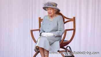 Die Königin kommuniziert mit ihrem Personal über geheime Gesten. - Bulgarisches Wirtschaftsblatt