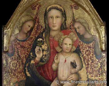 Spoleto, riunito ed esposto per la prima volta il trittico del Maestro della Madonna Straus - Finestre sull'Arte