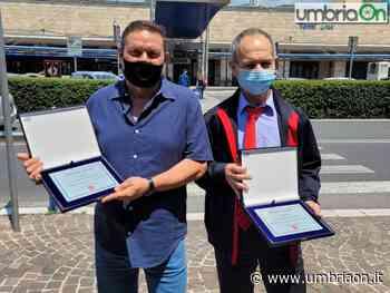 Terni-Spoleto, treno deragliato: «Grazie ai macchinisti per il loro senso civico» - umbriaON