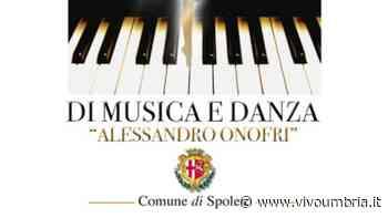 """Spoleto, da oggi su Fb e YouTube i saggi della scuola di musica e danza """"Alessandra Onofri"""" - Vivo Umbria"""