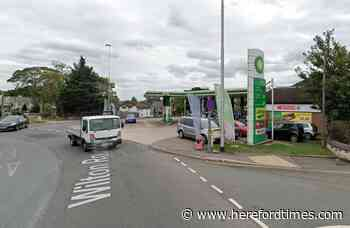 Herefordshire drink-driver caught swerving across main road lanes