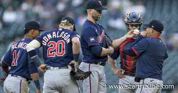 J.A. Happ struggles from the first pitch, Twins thumped 10-0 by Seattle