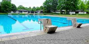 Günstige Schwimmkurse im Bürgerbad in Marl-Hüls - Recklinghäuser Zeitung