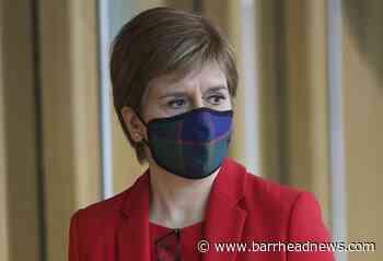 Covid Scotland: Nicola Sturgeon confirms no lockdown changes this week - Barrhead News