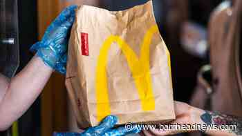 McDonald's is dropping 5 popular items from the menu from today - Barrhead News