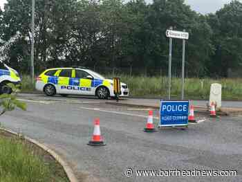 Police appeal after three people injured in horror crash - Barrhead News