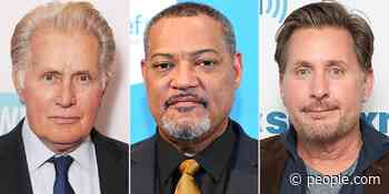 Martin Sheen Recalls How Laurence Fishburne Saved His Son Emilio Estevez from Drowning as a Teen - PEOPLE