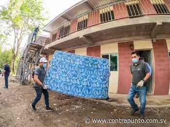 Traslado de familias hacia el Proyecto Habitacional El Espino - ContraPunto