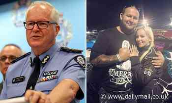 WA top cop Chris Dawson defends forcing Covid contact tracing data to be handed over to bikie boss