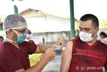 Caucaia, na Grande Fortaleza, começa a vacinar contra Covid público com idades entre 40 e 59 anos nesta quarta-feira - G1