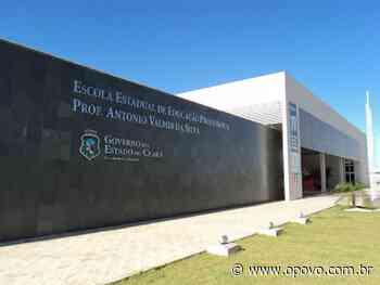Escola de educação profissional em Caucaia recebe programa de aprendizagem até sexta, 18 - O POVO