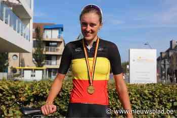 Julie Hendrickx (Doltcini-Corlyp-Waasland Security Women Dev... (Bredene) - Het Nieuwsblad