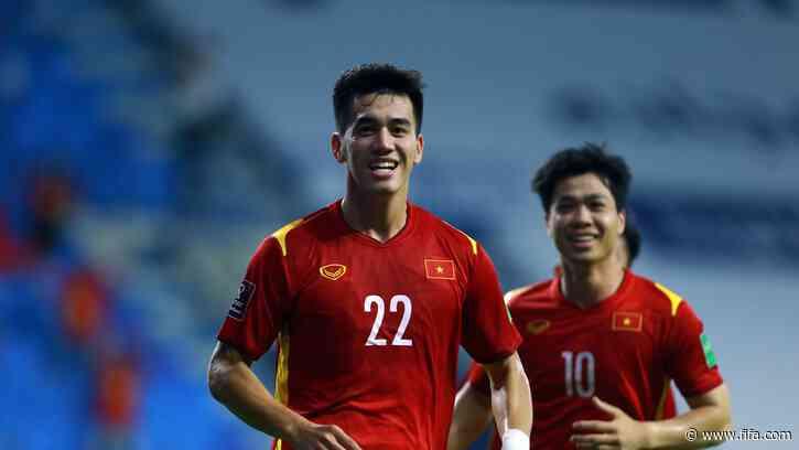 Vietnam make history as last-12 finalised in Asia