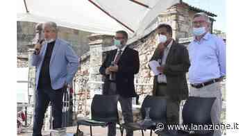 Monteriggioni dedica la piazza a Dante - LA NAZIONE