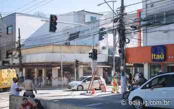 Prefeitura de Saquarema testa novos semáforos - O Dia