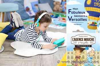 Deux collections audio pour faire découvrir le château de Versailles aux enfants - Paris Match