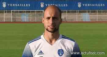 Tom Viard (ex-FC Versailles) en quête d'un nouveau projet - Actufoot