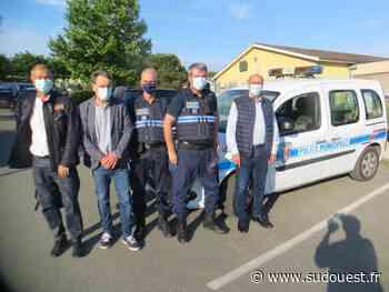 Martillac : création d'une police pluricommunale avec Cadaujac - Sud Ouest